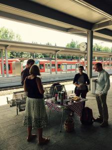 Ulrike und Christian Dittmar - Spirituelle Wanderungen in der Stadt